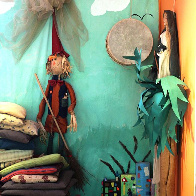 Petit Paris - Κέντρο δημιουργικής απασχόλησης - Χαλάνδρι